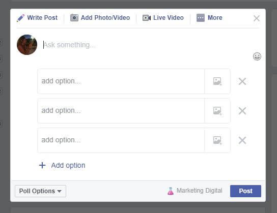 encuestas de facebook cómo hacerlas y para qué sirven