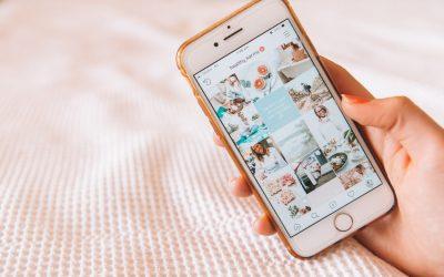Cómo crear un feed rompecabezas en Instagram