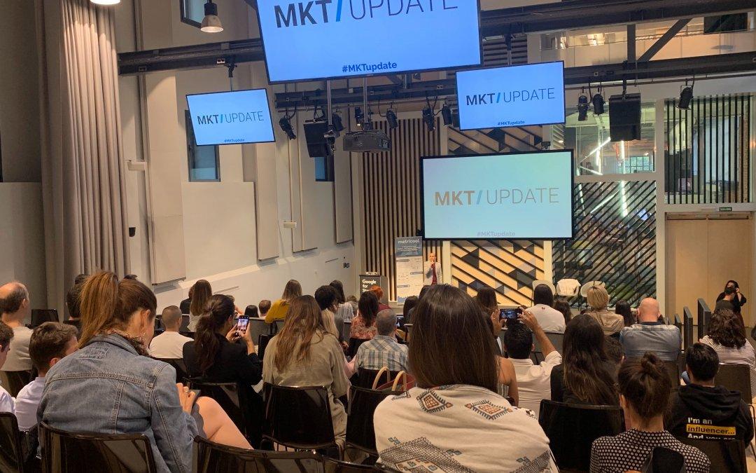 MKT Update: el evento con las últimas novedades sobre la publicidad digital