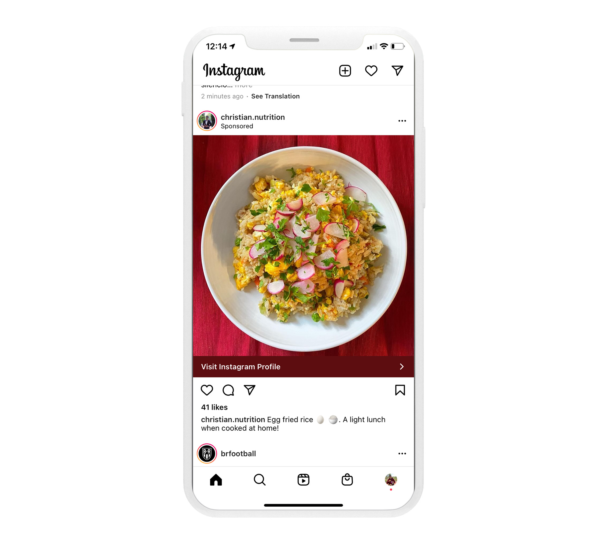 instagram lead ads