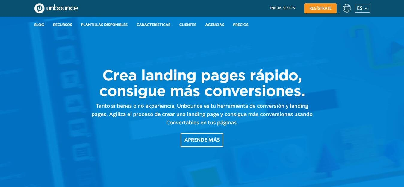 Landing pages: Cómo crear páginas de aterrizaje deslumbrantes