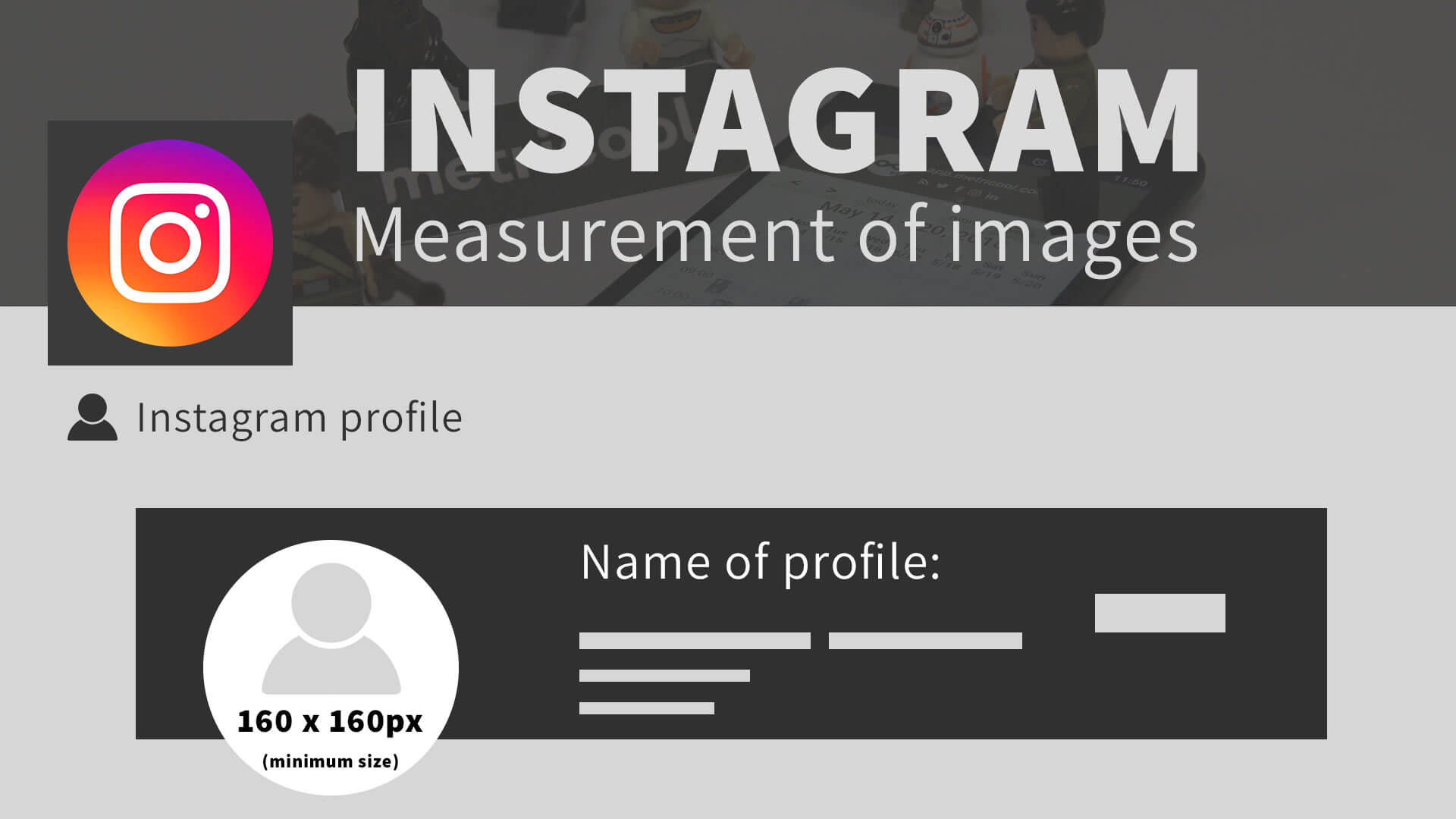 Instagram Image Size The Right Image Size For 2019