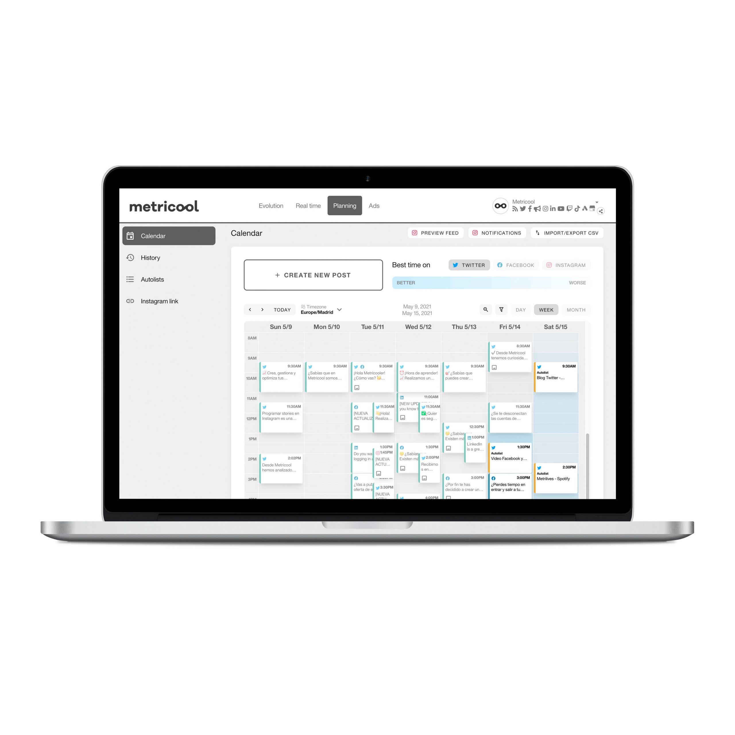 schedule LinkedIn posts