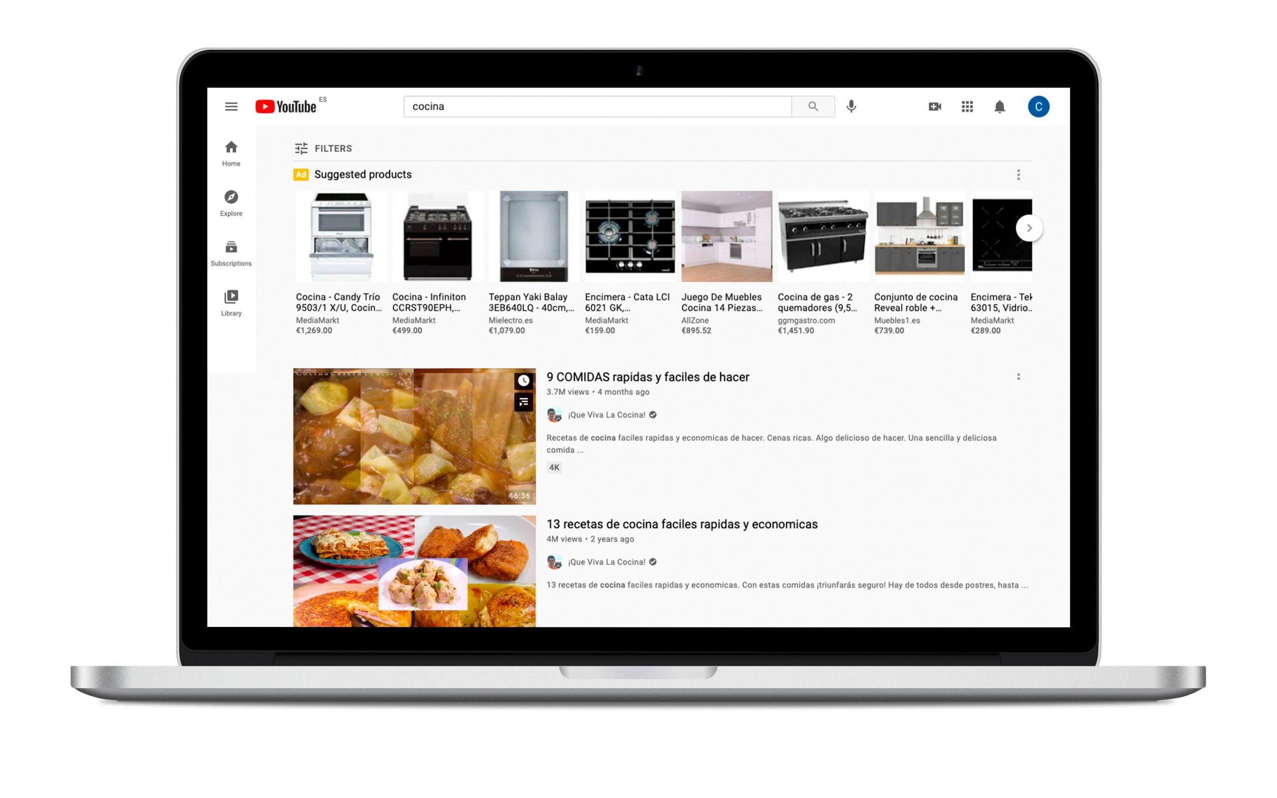 Nombres para Youtube canal de cocina