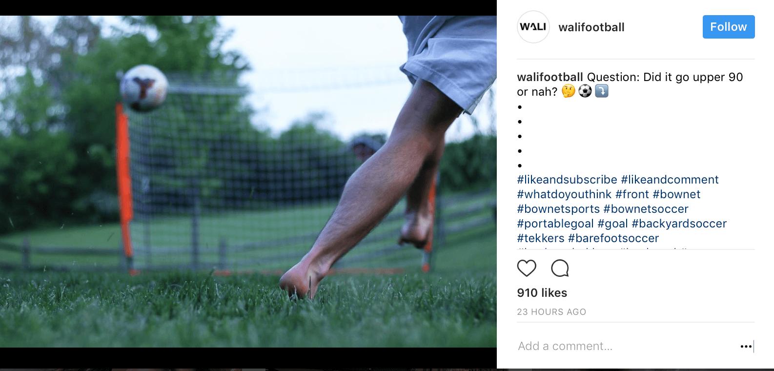Generating Engagement on Instagram