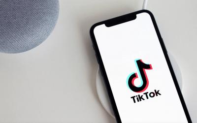 How to create a TikTok account