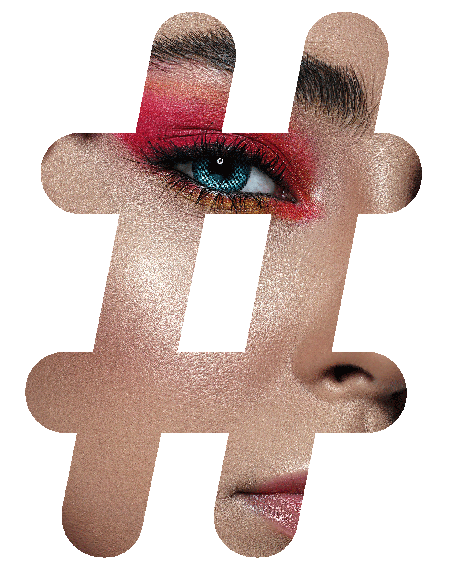 Beauty related Hashtags