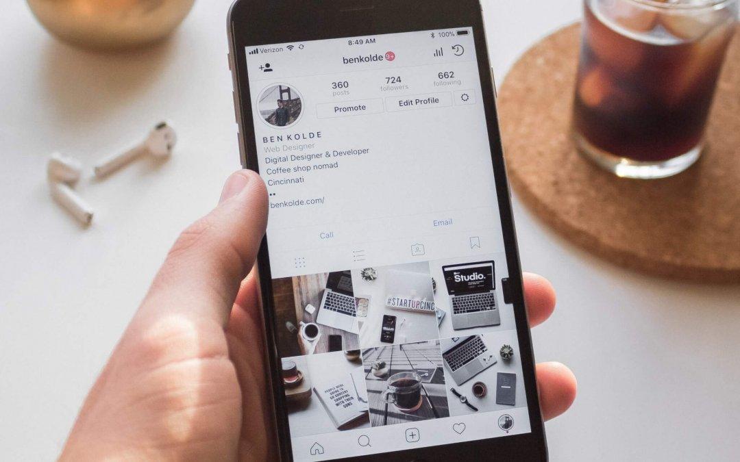 Comment récupérer un compte Instagram?