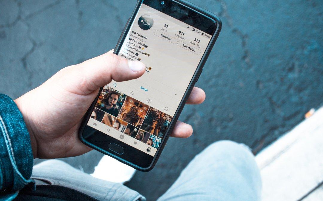 Programar en Instagram