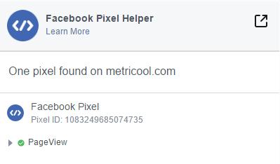 comprobar que el pixel de facebook está bien instalado