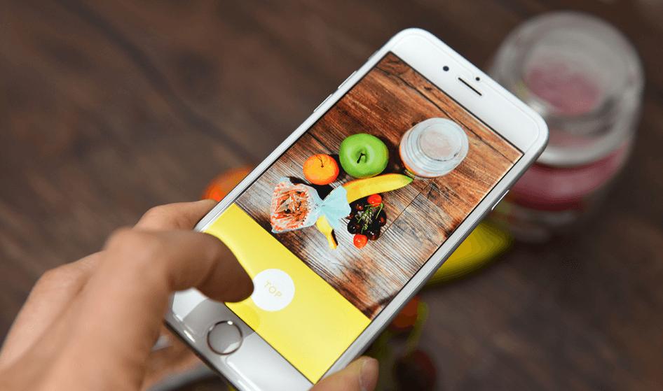 Foodie: Gratuita, iOS & Android.