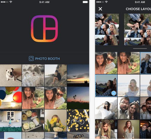 Layout: Gratis para iOS y Android.