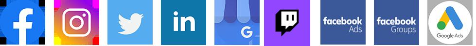 Réseaux Sociaux avec Google Data Studio