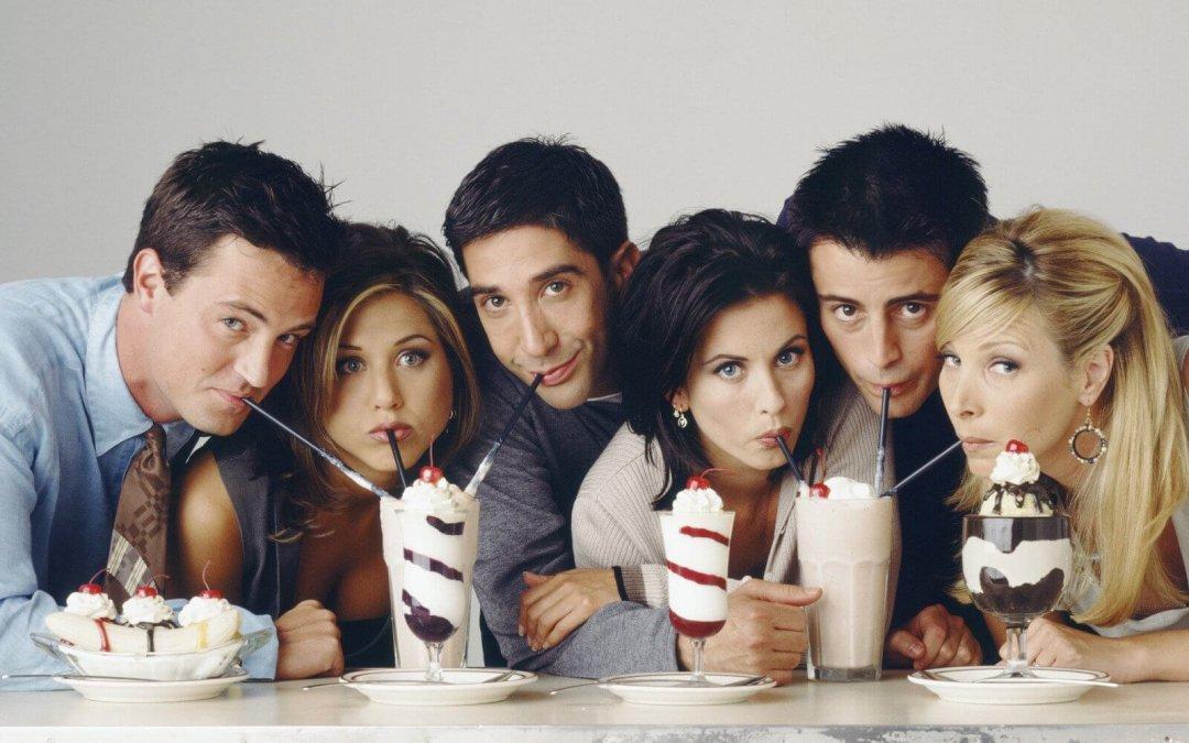 ¿Por qué para triunfar en Twitter hay que ser como Friends?