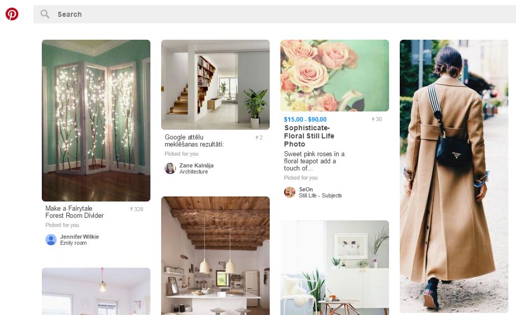 medidas imagenes para Pinterest