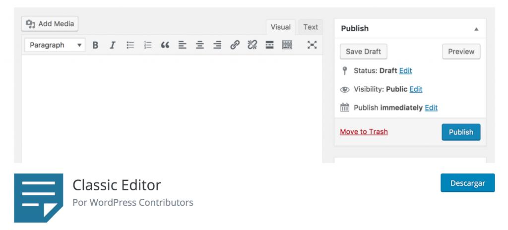 Qué es el editor Gutenberg para WordPress DESCÚBRELO