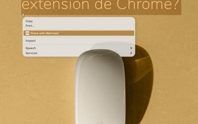 Extensión de Metricool en Google Chrome: planifica tus redes sociales