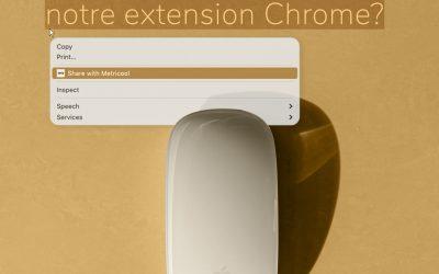 Extension Metricool sur Google Chrome: planifiez vos réseaux sociaux