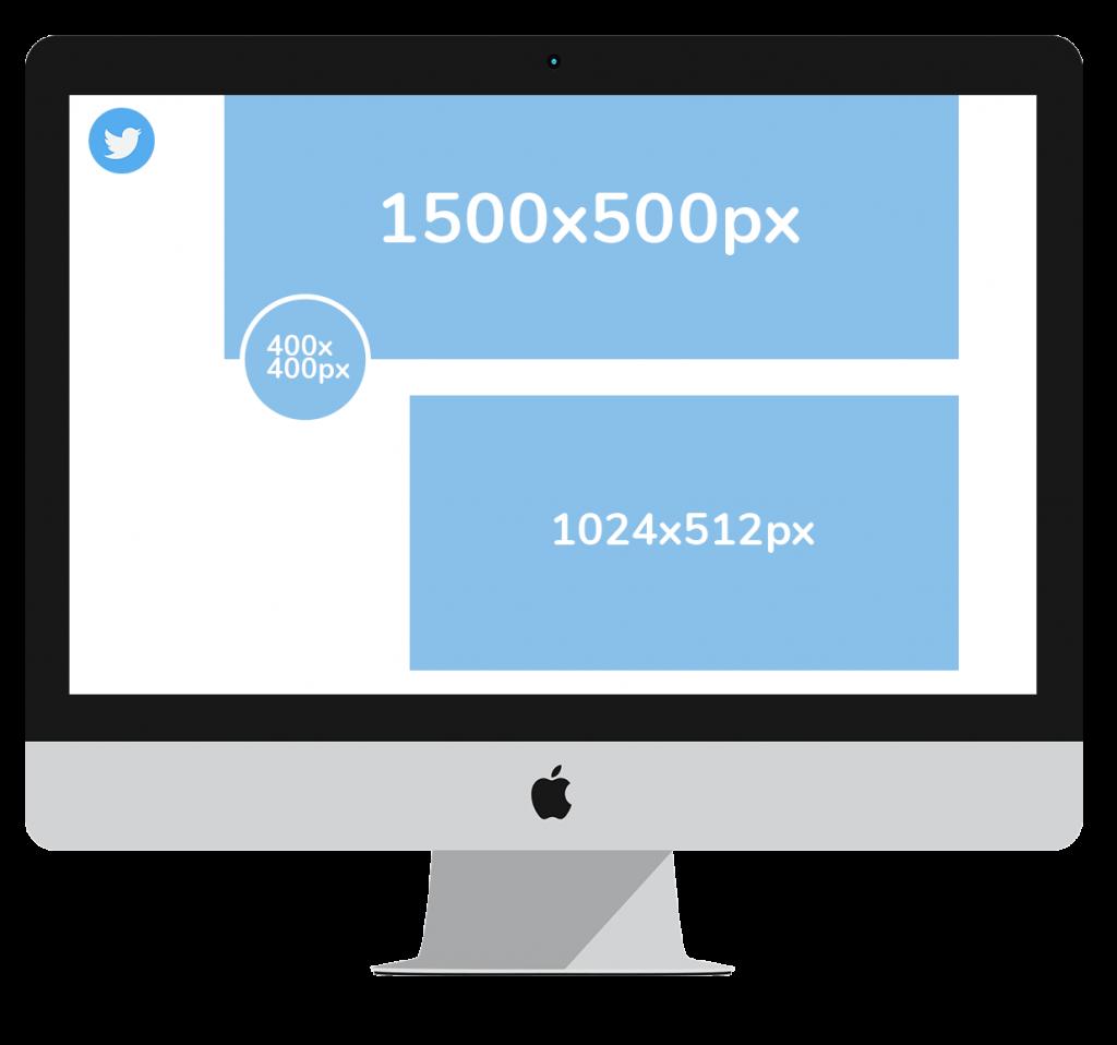 tamaño imágenes redes sociales twitter