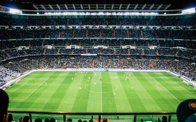 Ranking de equipos de fútbol en España en redes sociales